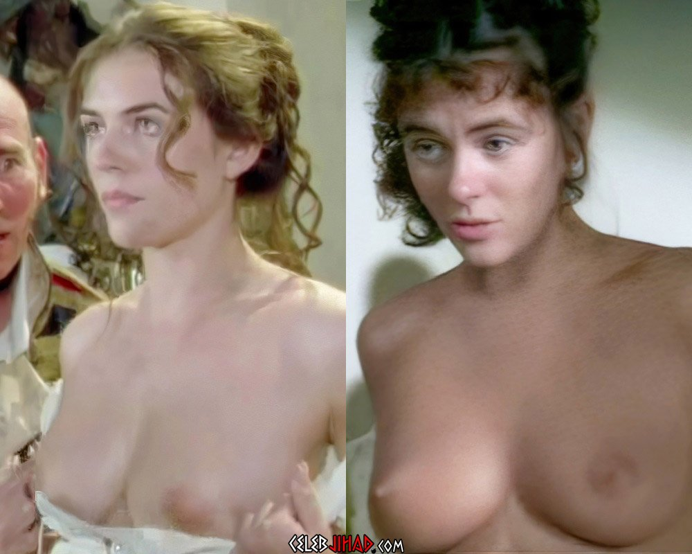 Young Elizabeth Hurley's Nude Scenes Remastered And Enhanced
