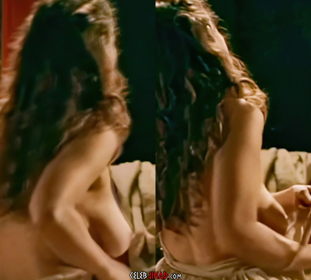 "Mia Tomlinson Nude Sex Scenes From ""The Lost Pirate Kingdom"""