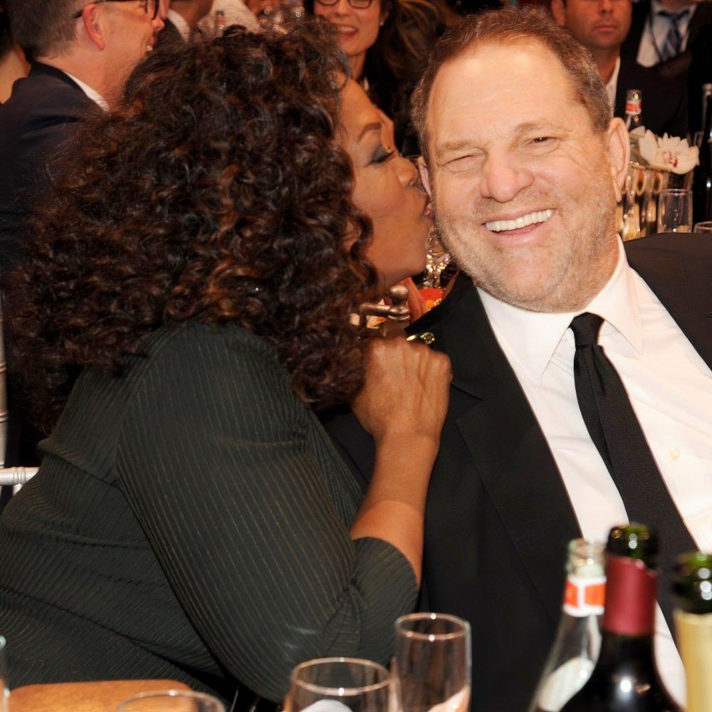 Oprah Harvey Weinstein