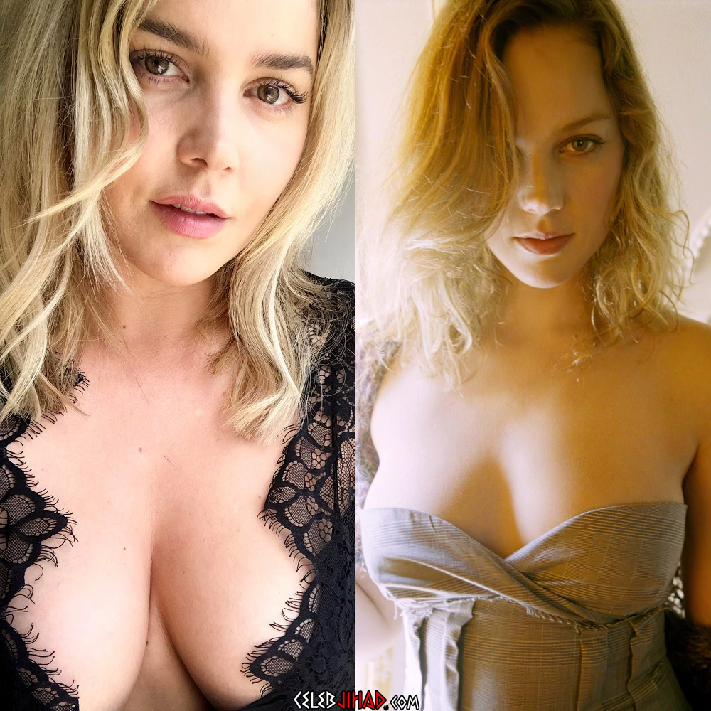 Abbie Cornish sexy