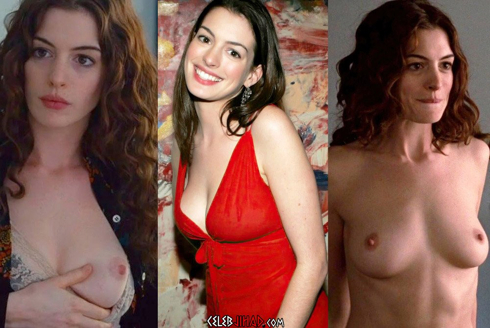Anne Hathaway Deleted Nude Sex Scene Uncovered