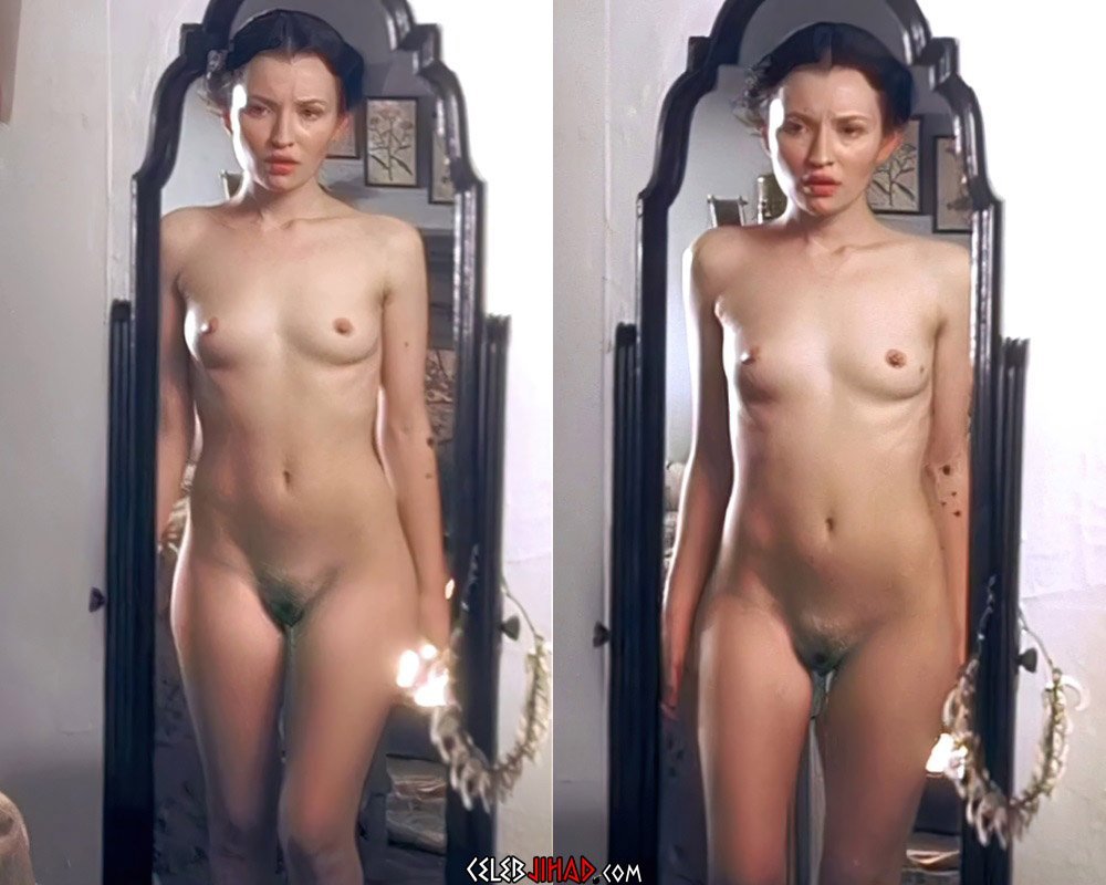"Emily Browning Full Frontal Nude Scene From ""Summer in February"" Enhanced"
