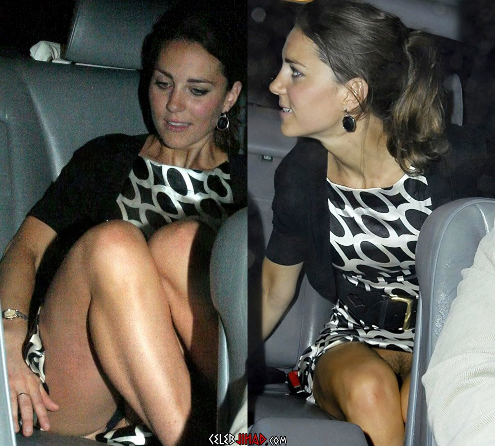 Kate Middleton Upskirt Pussy And Ass Pics Enhanced