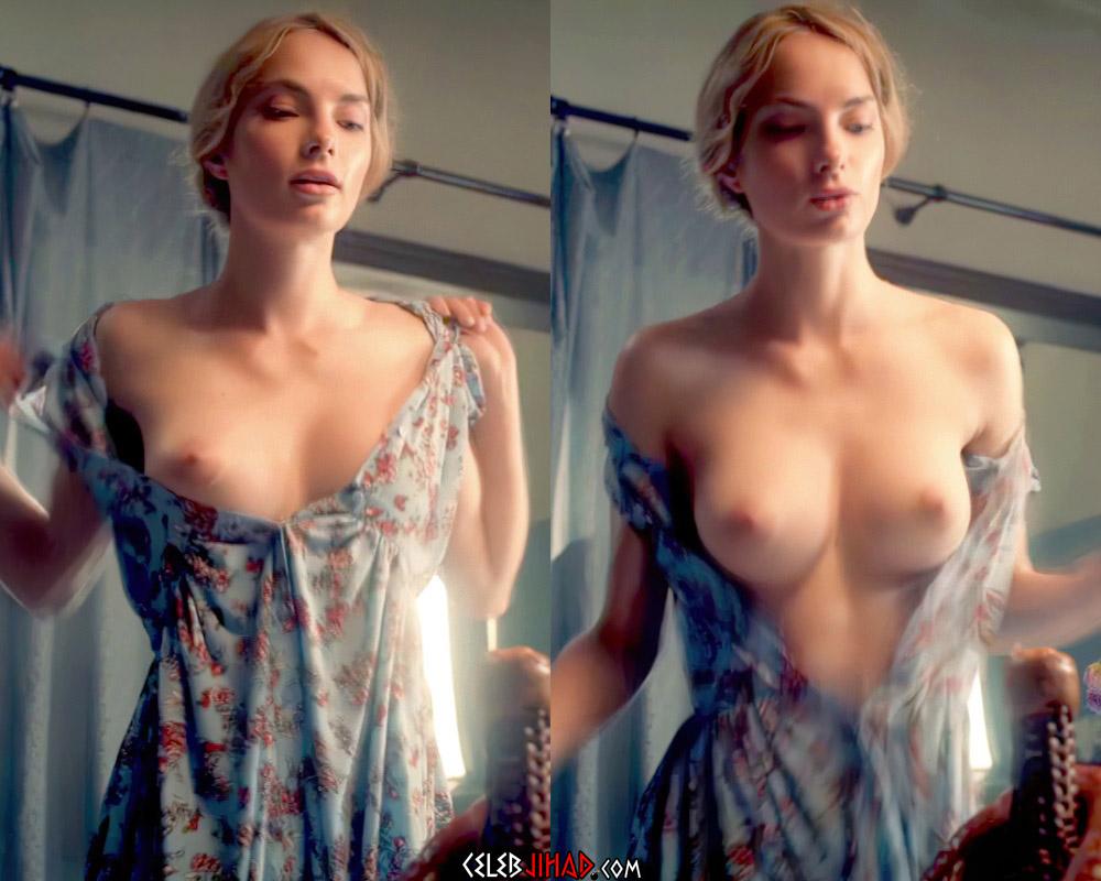 "Mariya Lisovaya Nude Scenes From ""An Hour Before the Dawn"""