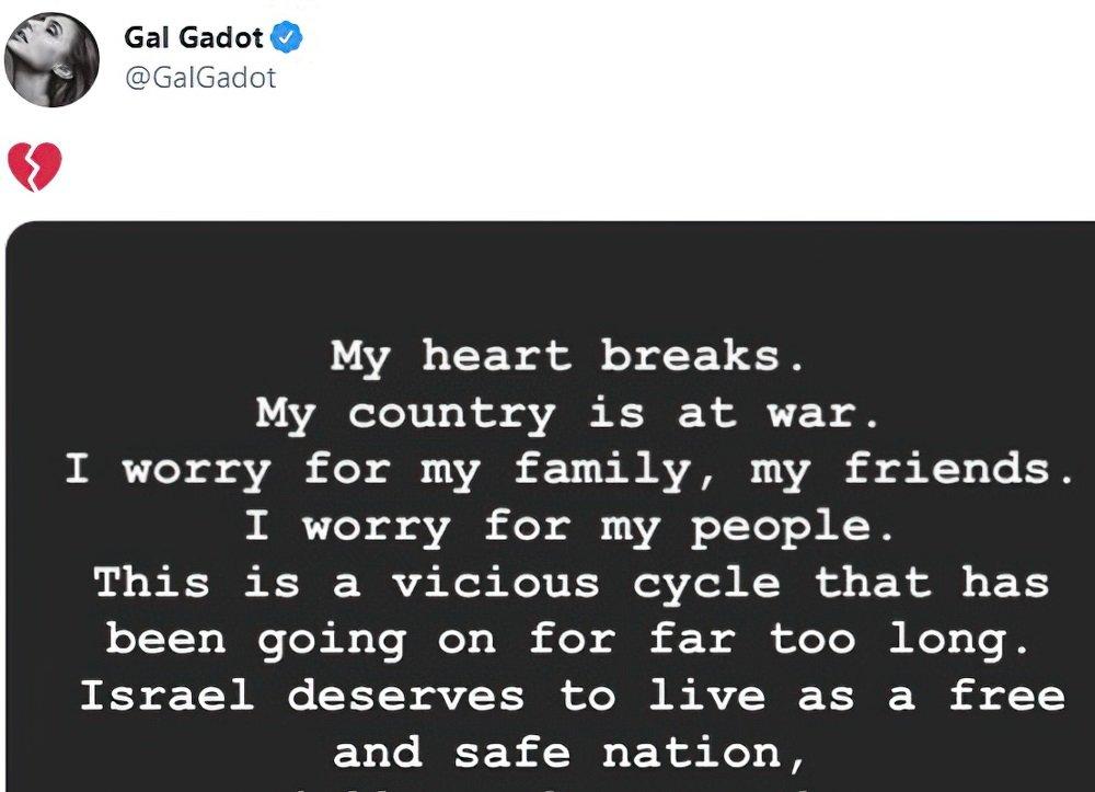 Gal Gadot Israel