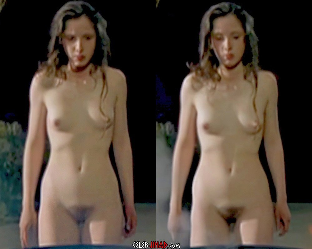 Julie Delpy Nude Debut At 18-Years-Old Remastered