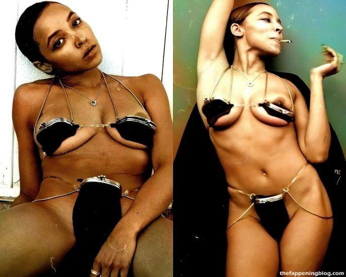 Tinashe Leaked