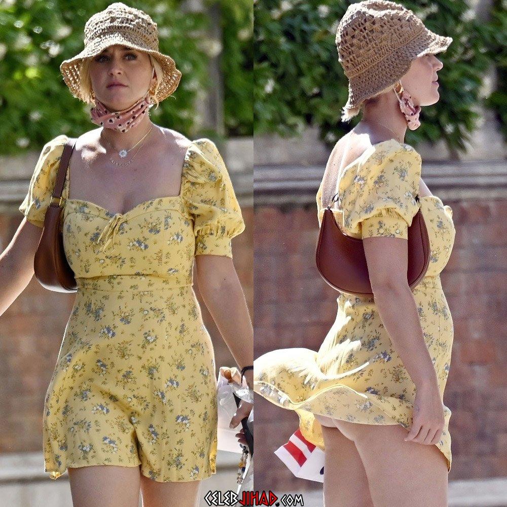 Katy Perry upskirt ass