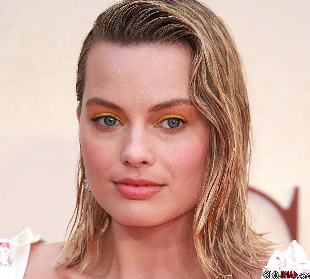 Margot Robbie dirty blonde