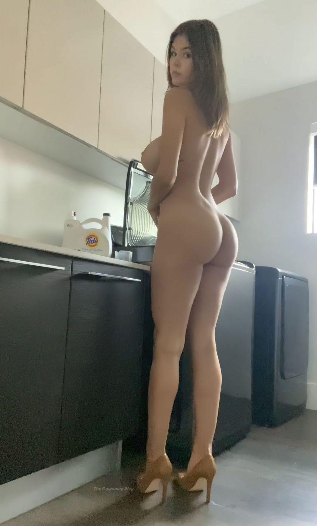 Ashley Tervort Naked (5 Photos)