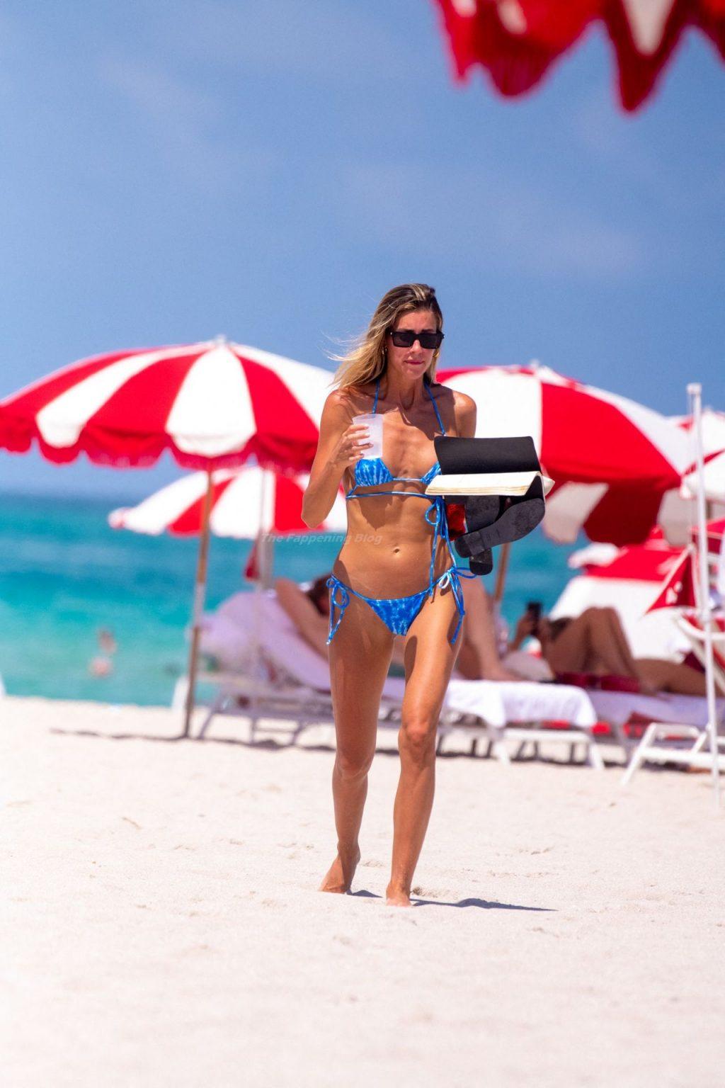 Jessica Michel Serfaty Bikini