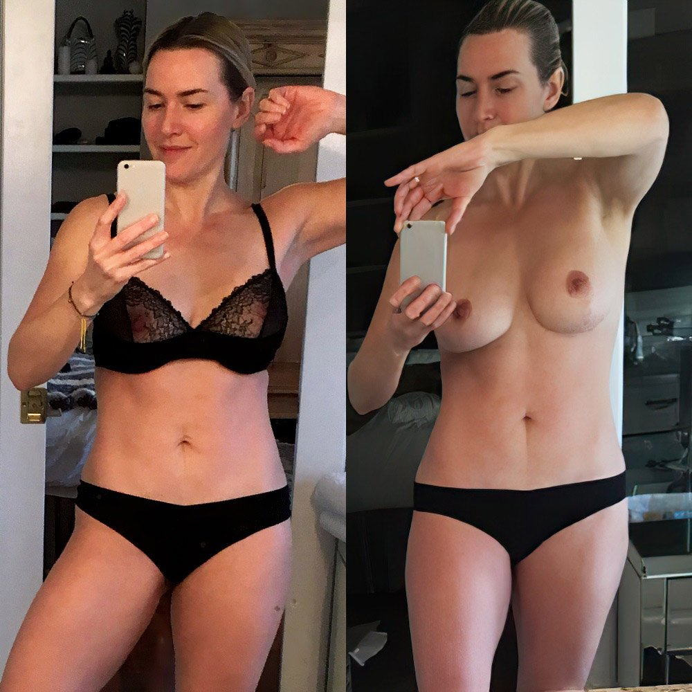 Kate Winslet Nude Audition Photos Released