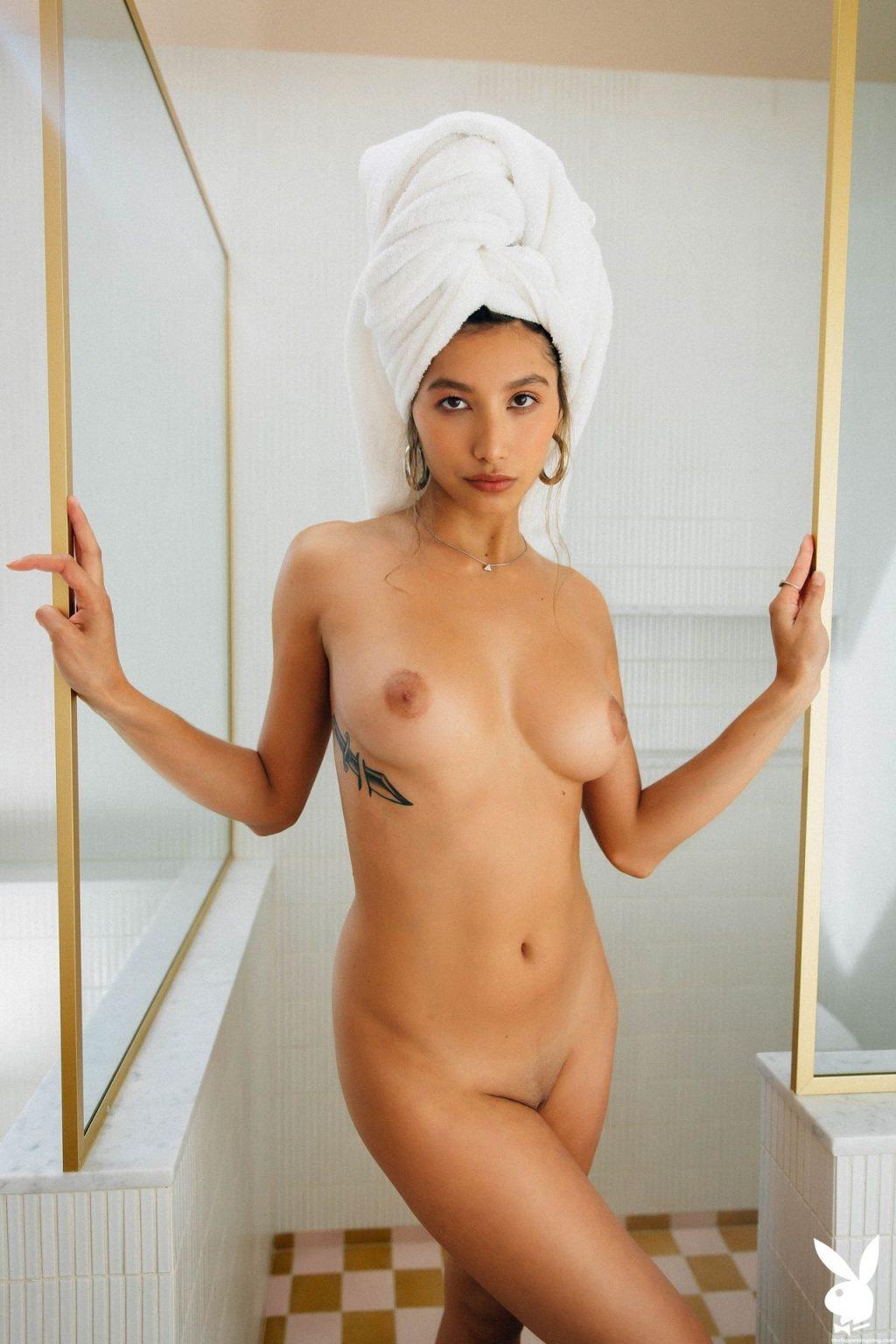 Dominique Lobito Naked (5 Photos)