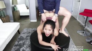 Horny JOY BLACKPINK Deepfake (Sexy Asian Student Fucked From Behind) 조이