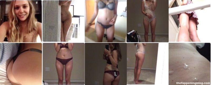 Elizabeth Olsen Leaked (17 Photos)