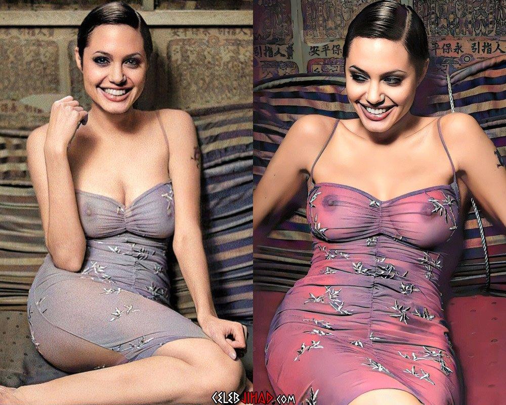 Angelina Jolie Nude Anal Sex Scene