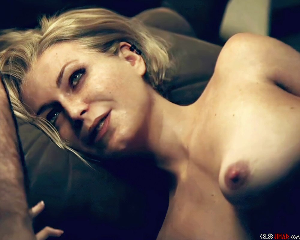 "Madeleine Knight Nude CGI Sex Scene From ""Love Death + Robots"""