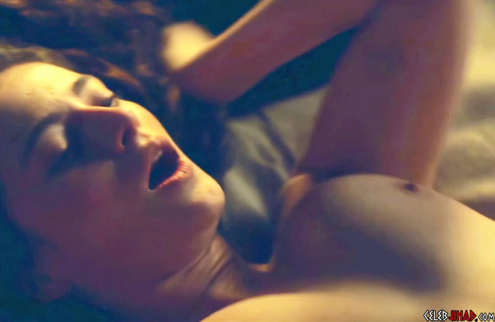 "Millie Brady Nude Scenes From ""The Last Kingdom"" Enhanced"