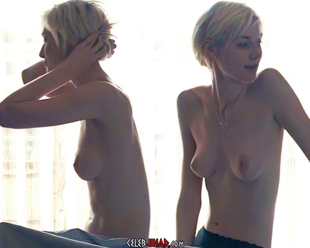 Elizabeth Debick nude