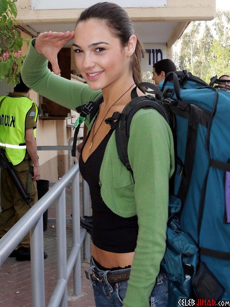 Gal Gadot Israeli army