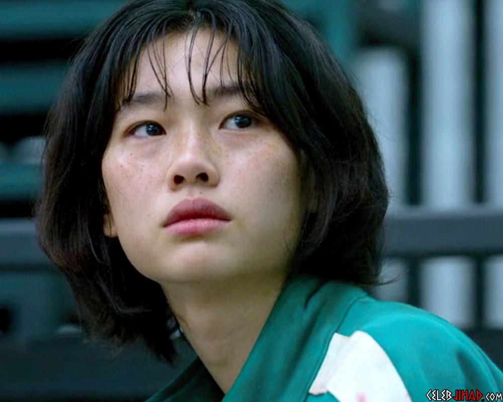HoYeon Jung Squid Game