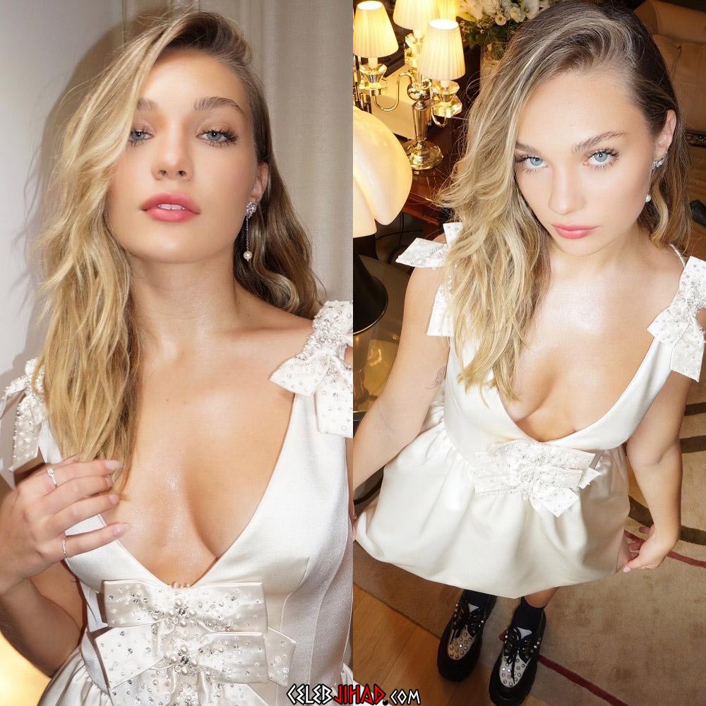 Maddie Ziegler sexy