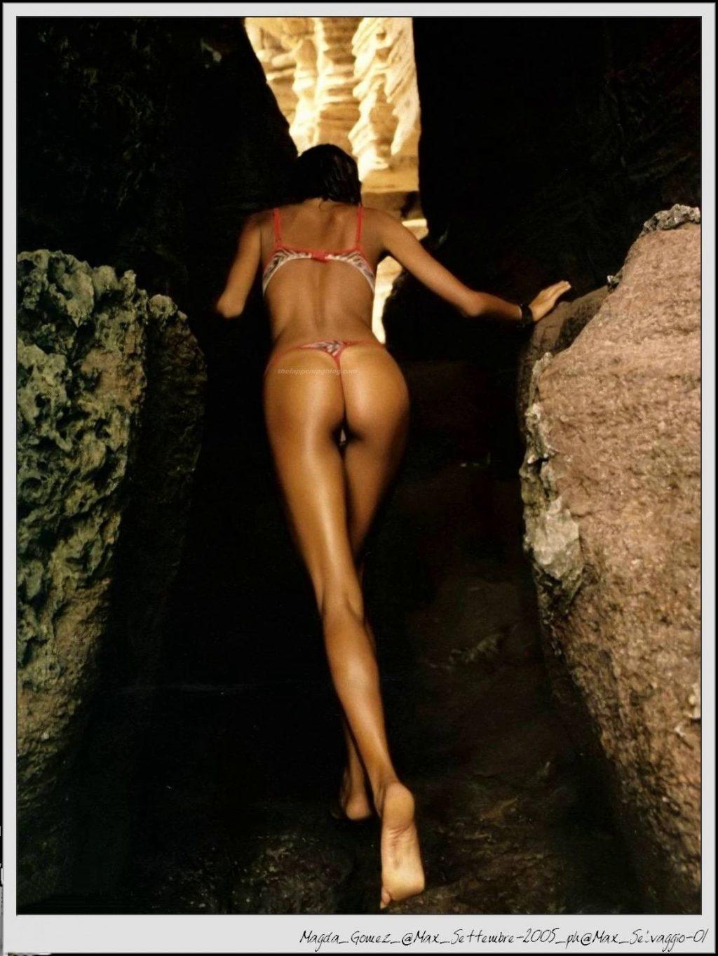 Magda Gomes Topless