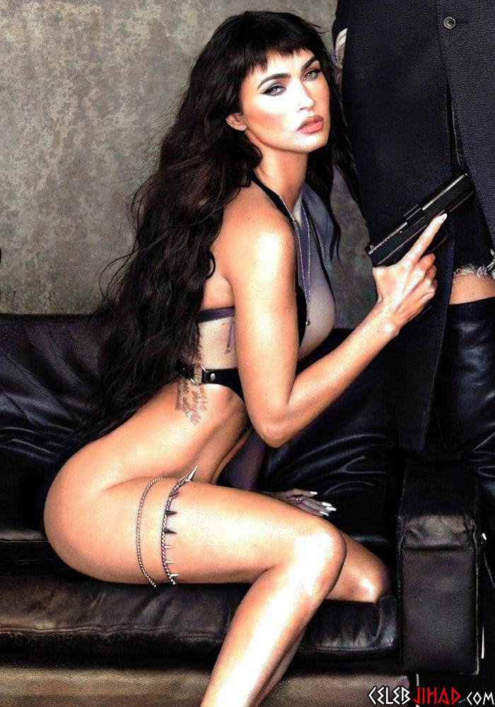 Megan Fox ass
